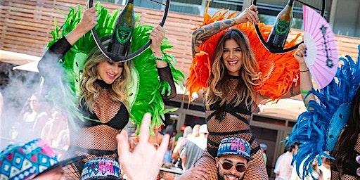 Nikki Beach Day Club  Tour + Official Miami After Party Nightclub MINZO