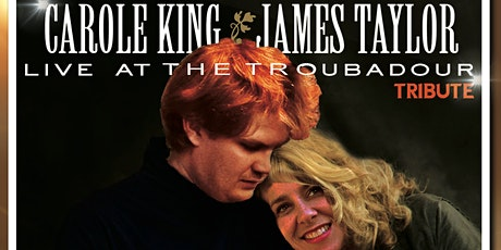Live at the Troubadour: A Tribute to King and Taylor tickets