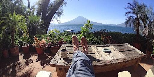Adventure For Your Creative Soul Writing & Art & Yoga Women's Retreat, Lake Atitlan, Guatemala