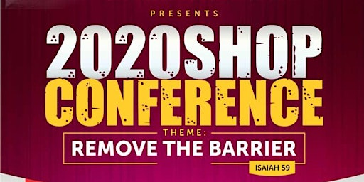 2020 SHOP (Sweet Hour Of Prayer) Conference