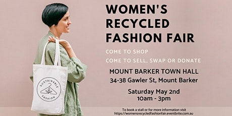 Women's Recycled Fasion Fair tickets