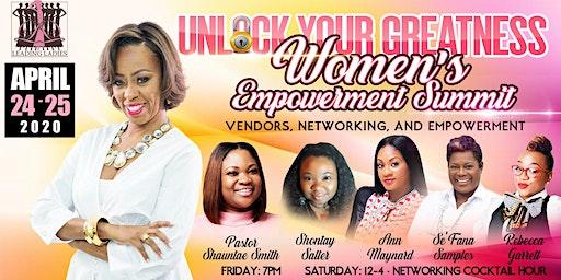 Unlock Your Greatness Women's Empowerment Summit