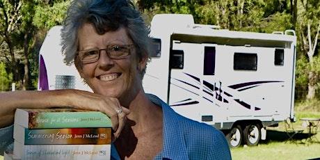 Author talk with Jenn J. McLeod tickets