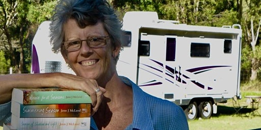 Author talk with Jenn J. McLeod