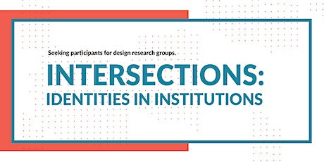 Design Research Group: What happens to our identities in our institutions? tickets
