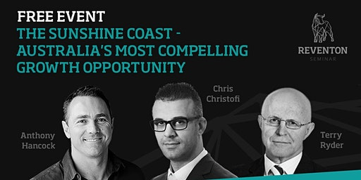 The Sunshine Coast - Australia's Most Compelling Growth Opportunity