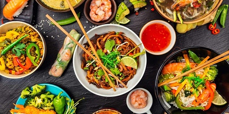 Asian Flavours in your Thermomix tickets
