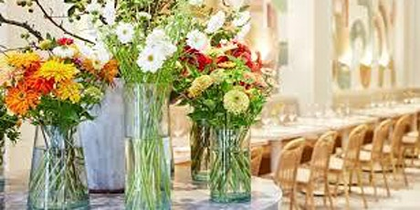 Macy's Flower Show -  Bringing Florals into your Kitchen with Chef Garrison tickets