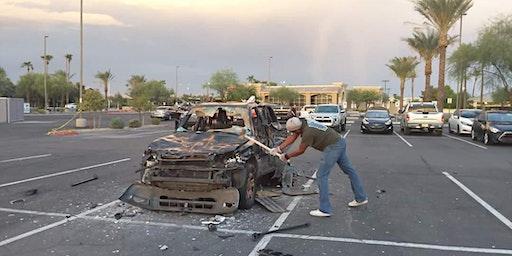 Desert Smash, Car Smashing Festival