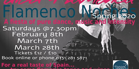 Flamenco Noche tickets