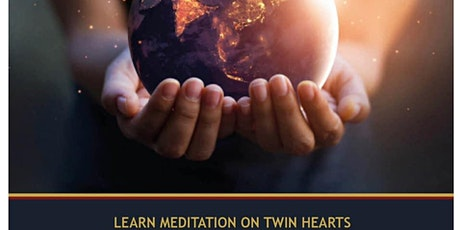 Meditation on Twin Hearts for Wellbeing tickets