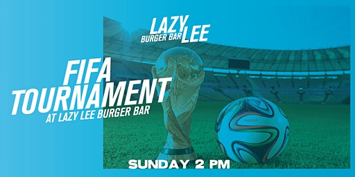 FIFA Tournament at Lazy Lee