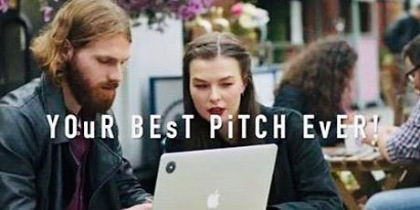 YOuR BEsT PiTCH EvER - workshop tickets