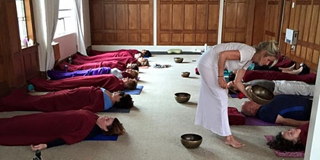 Tibetan Sound Bath:  Sacred Sounds to relax, restore and rejuvenate tickets