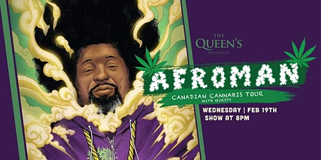 Afroman live at The Queen's tickets