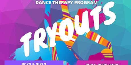MOVE Dance Therapy Program Tryouts tickets