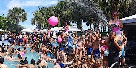 Miami Music Week Spring Break Nightclub and Pool Party Tour tickets