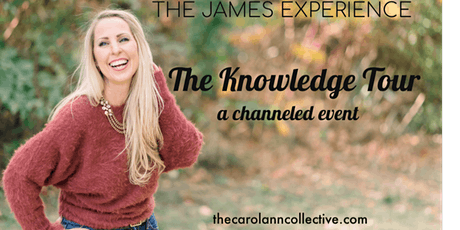 The Knowledge Tour - a channeled event tickets
