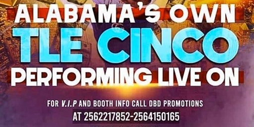 TLE CINCO PERFORMING LIVE @ KING OF GOLD NIGHTCLUB (FEB.22nd)
