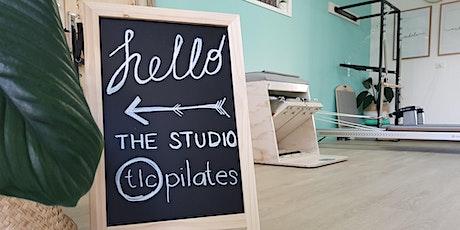 Studio Pilates Taster Class tickets