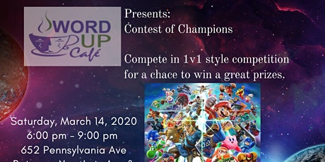 Smash Night Word Up Tournament of Champions tickets