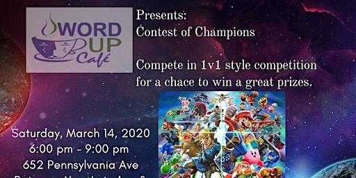 Smash Night Word Up Tournament of Champions