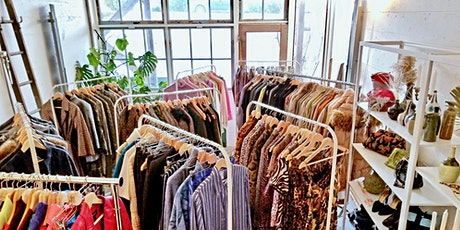 FIRST DIBS @ the cold cold HOT collection /a seasonal vintage shop tickets