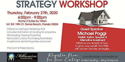 JFL Investor Strategy Workshop