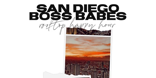 Boss Babes Rooftop Bar Happy Hour