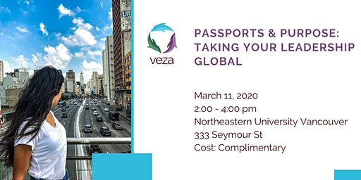 Passports & Purpose: Taking Your Leadership Global