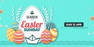 Seadeck Easter Sunday  Cruise – Sun 12th April