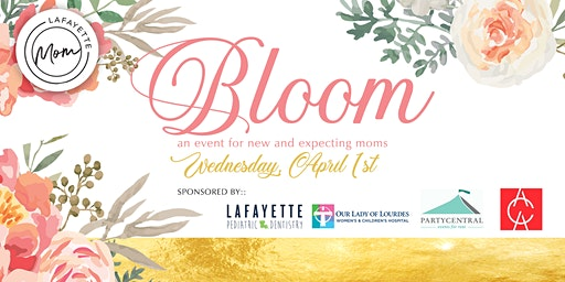 Bloom 2020 :: An Event for New and Expecting Moms