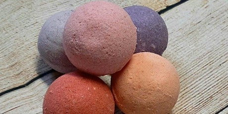 Special Mother's Day Bath Bomb-Making Workshop tickets