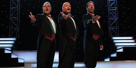 WINNER OF AC's GOT TALENT: TENORS OF COMEDY Live @ AC Boardwalk Aug 14 2021 tickets