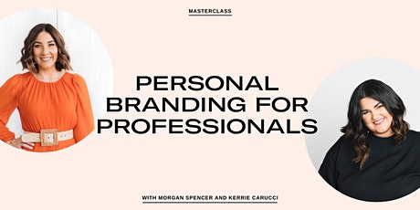 Personal Branding Masterclass for Professionals tickets