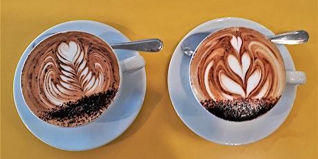 Latte Art - barista skills course tickets