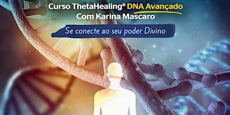 Curso ThetaHealing DNA Avançado ingressos