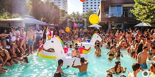 Miami Day Club Party Hip Hop Events + Nightclub After Party