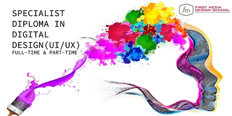 Specialist Diploma in Digital Design(UI/UX) Infosession tickets