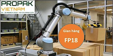 Triển lãm ProPak Vietnam, 24-26 March 2020 tickets