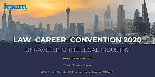 KPUM Law Career Convention 2020