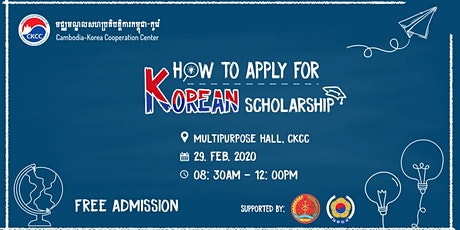 How to Apply for Korean Scholarship tickets