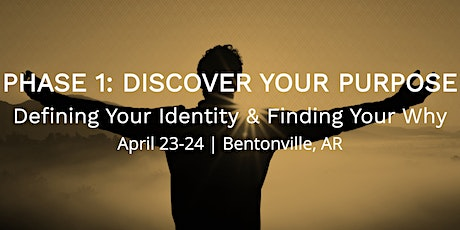 Phase 1: Discover Your Purpose tickets