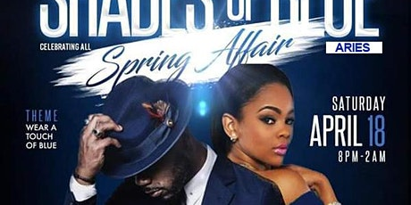 The Shades Of Blue Spring Affair tickets