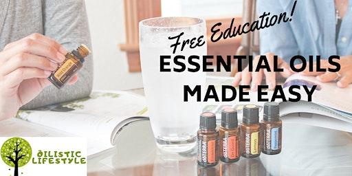 Essential Oils Made Easy
