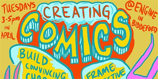 Create Comics with Megan Frasniak