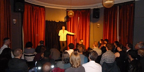 Upstairs Comedy tickets