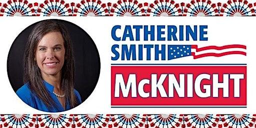 Catherine Smith McKnight Fundraiser
