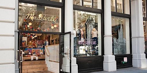 Madewell Avalon + London Grant