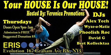 Your HOUSE Is Our House! tickets